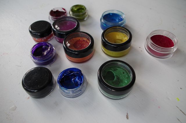 Twinkling H2O Behältnisse in unterschiedlichen Farben