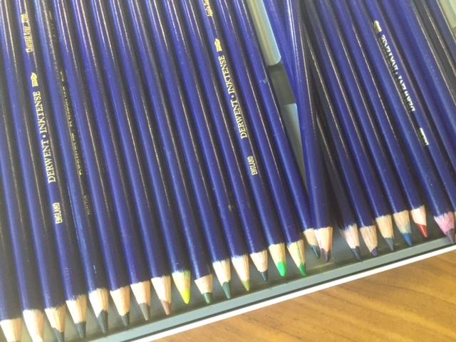 Derwent Inktense Stifte