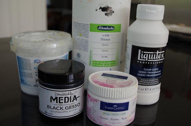 Gesso Produkte