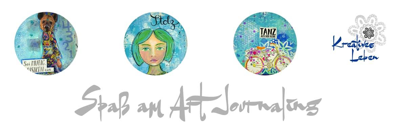 Art Journaling Kurs