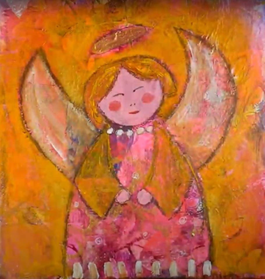 Engel malen